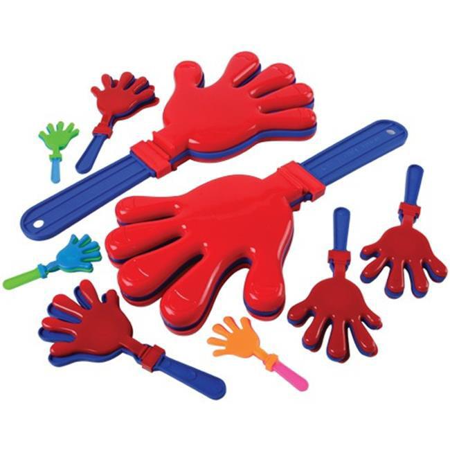 Hand Toy Clapper Assortment, 38 Piece , 3 Boxes - image 1 de 1