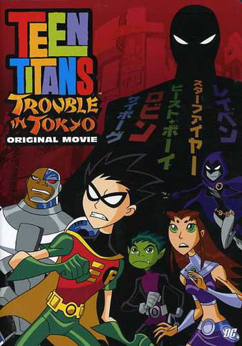 Teen Titans: Trouble in Tokyo by WARNER HOME ENTERTAINMENT