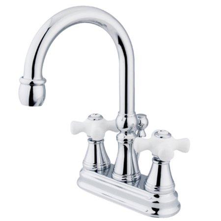 Elements Of Design Es2611px Double Handle 4 Centerset Bathroom