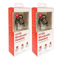 Motorola H730 Bluetooth Headset- (2-Pack)