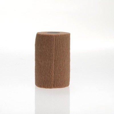 Non-Sterile Latex-Free Co-Flex LF2 Bandages, Tan MDS089004