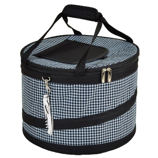 Picnic at Ascot 494-HT Pop-up Party Cooler-Houndstooth
