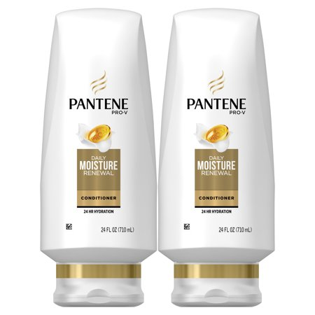 Pro Moisture - Pantene Pro-V Daily Moisture Renewal Conditioner, 24 fl oz (Pack of 2)