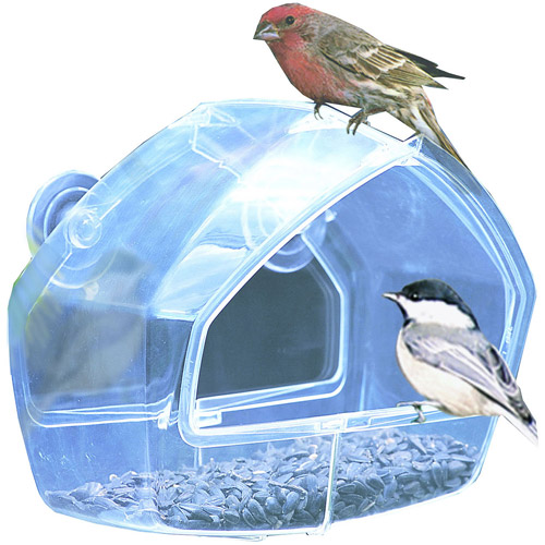 Perky Pet Birdscapes Window Feeder