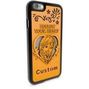 Apple iPhone 6 and 6S 3D Printed Custom Phone Case - Disney Frozen - Anna