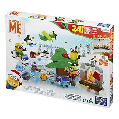 Mega Bloks Minions Movie Advent Calendar