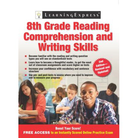 8th Grade Reading Comprehension and Writing Skills - - 8th Grade Graduation Ideas