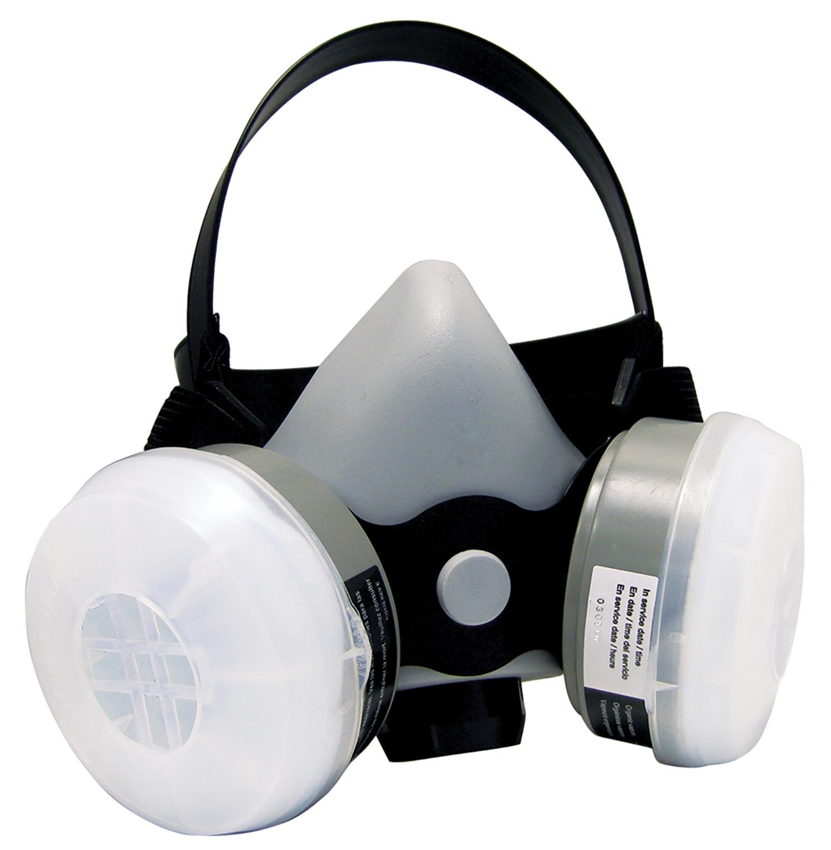 SAS Safety Corporation 3771-50 Large Multi-Use Dual Cartridge Respirator