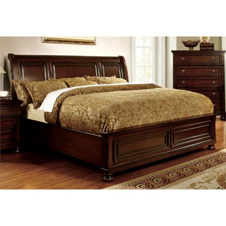 Furniture of america caiden california king platform bed for Classic concepts furniture california
