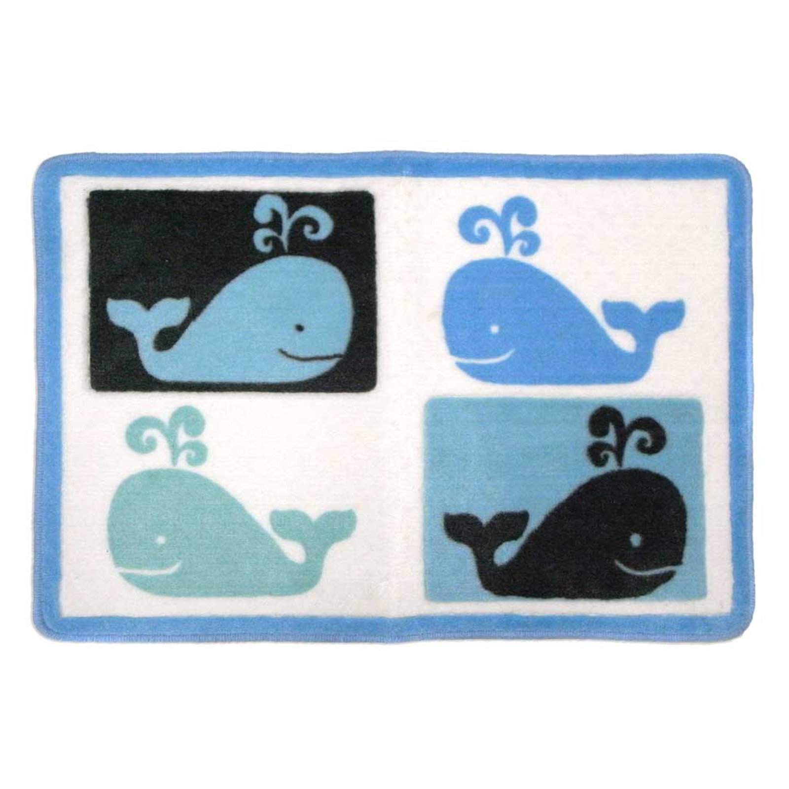 Allure Whale Watch Bath Rug
