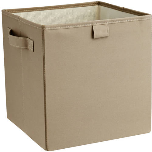 ClosetMaid Premium Storage Bins, Taupe by