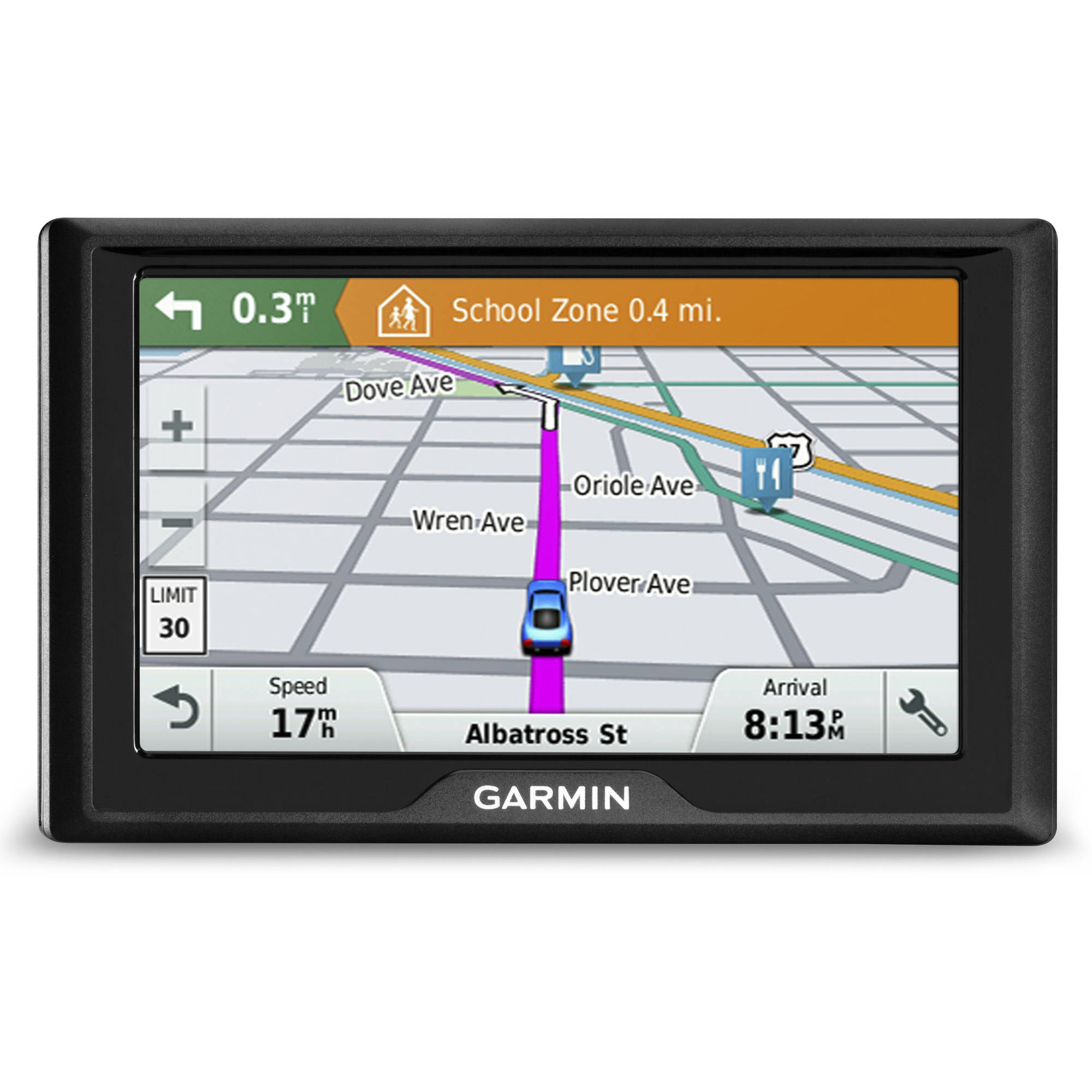 Auto GPS Units Walmartcom - Best selling car in us map
