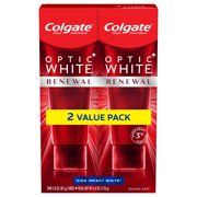 Best Toothpaste For Whitenings - Colgate Optic White Renewal Teeth Whitening Toothpaste, High Review