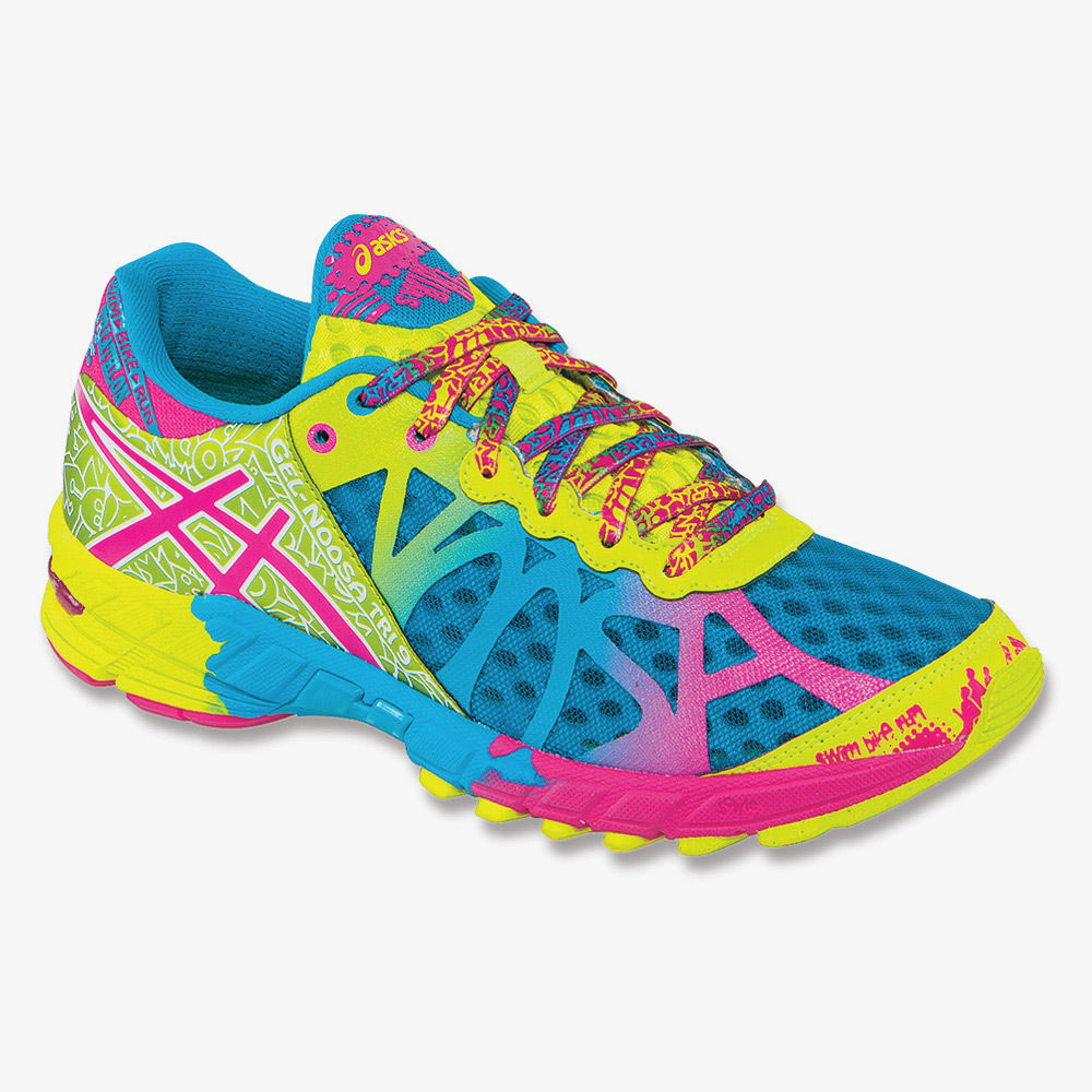 pianista gráfico Delegar  ASICS - ASICS Women's Gel-Noosa Tri 9 Running Shoe, Capri  Blue/Raspberry/Lime - Walmart.com - Walmart.com