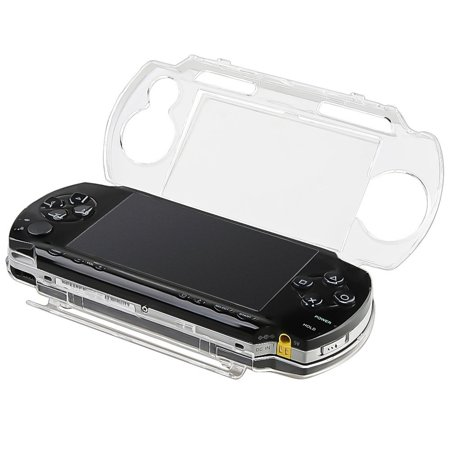 Hard Crystal Clear Case for Sony PSP 1000