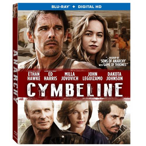 Cymbeline (Blu-ray + Digital HD) (With INSTAWATCH) (Widescreen)