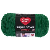 Red Heart Super Saver Acrylic Paddy Green Yarn, 1 Each