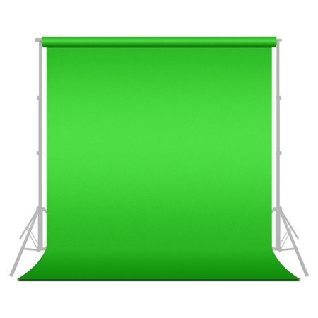 LimoStudio 9 x 13ft Green Fabricated Chromakey Backdrop Background Screen for Photo / Video Photography Studio, LIWA33