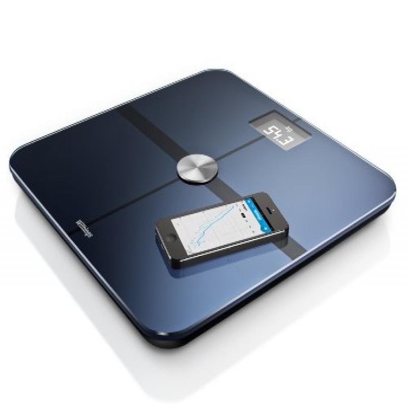 Withings WS-50 Smart Body Analyzer, Black
