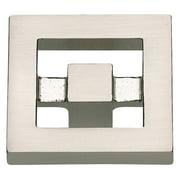 Atlas Homewares Nobu Collection Cabinet Knob - Brushed Nickel