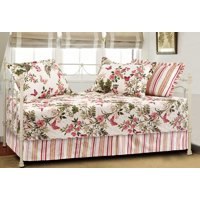 Global Trends Botanical 5-Piece Quilted Daybed Set
