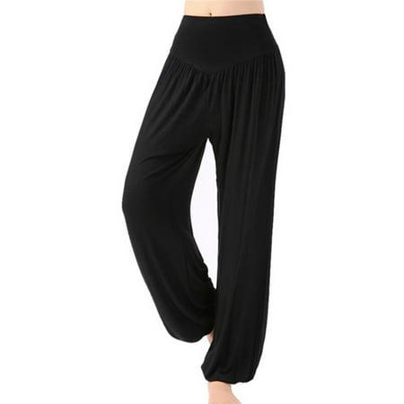 198303f4107 S Xl Plus Size High Waist Women Dancing Trouser Autumn Women Sport Yoga  Pants Super Soft Light Loose Lantern Pants Halloween Prepared For The  Surprise ...