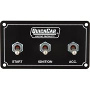 Quickcar Racing Products QRP50-731 Extreme Ing Panel for Single Harness