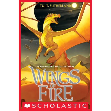 The Brightest Night (Wings of Fire #5) - eBook