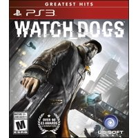 Ubisoft Watch Dogs - Action/adventure Game - Blu-ray Disc - Playstation 3 (34804_2)