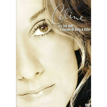 Celine Dion: All the Way...A Decade of Song & Video (DVD)](List Of Halloween Songs)