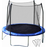 Skywalker 10ft Round Trampoline (Blue)