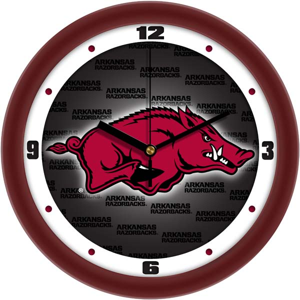 Arkansas Dimension Wall Clock