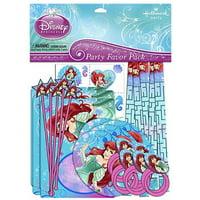 Party Favors - Ariel - Value Pack - 48pc Set - Little Mermaid