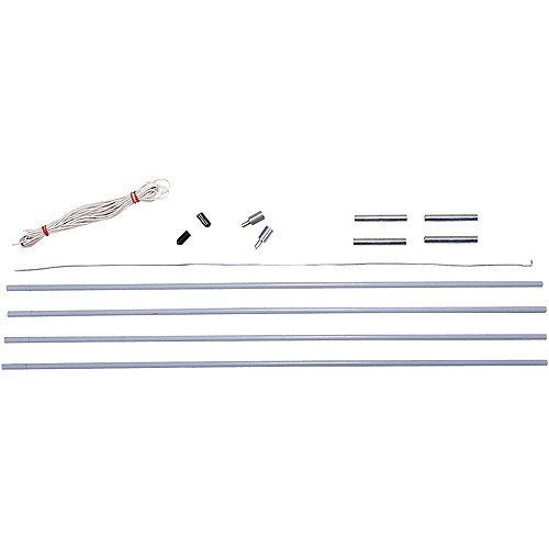 Pole Replacement Kit Family Tents 9mm  sc 1 st  Walmart : dome tent replacement poles - memphite.com