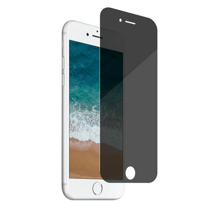 iPhone 7 Plus/iPhone 8 Plus Privacy Screen Protector, 9H Hardness Tempered Glass Screen Protector