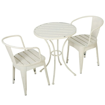 Mable Childrens Shabby Chic Table Chat Set ()