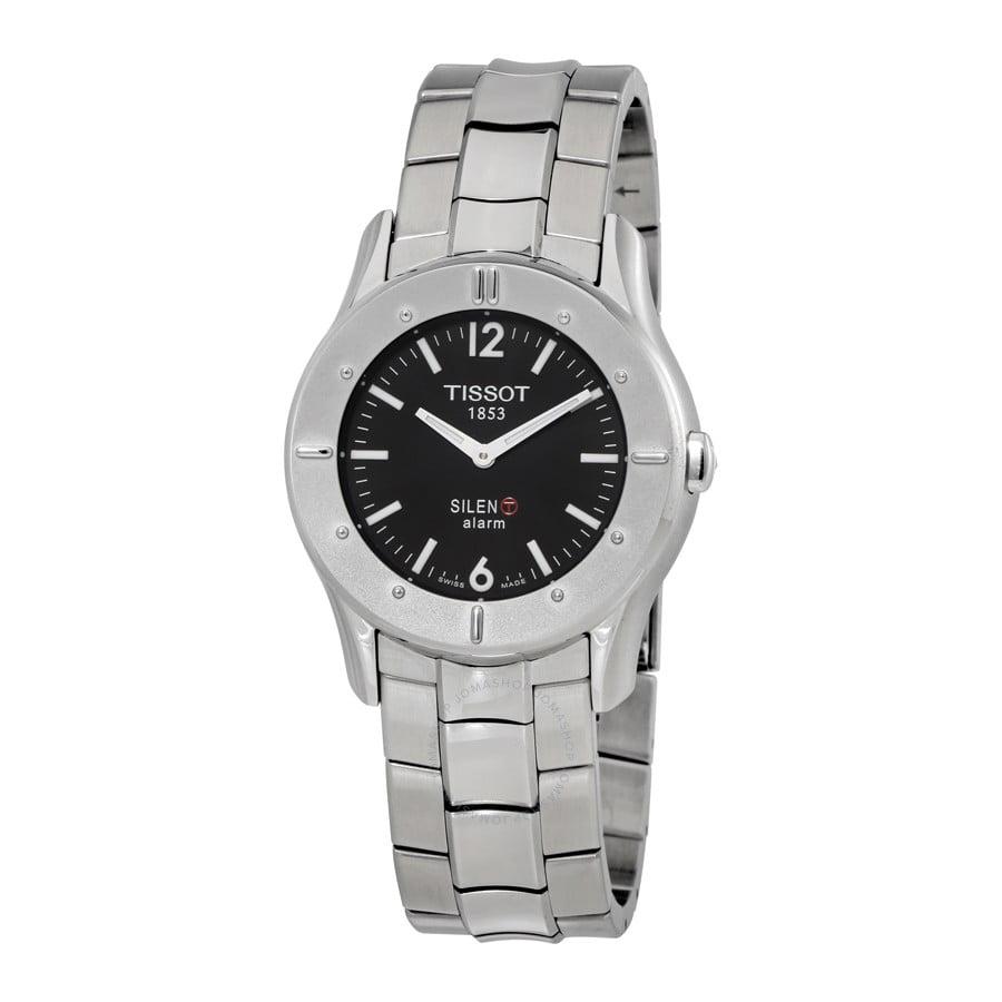 Tissot T Touch Silen-T Quartz Mens Watch T40.1.486.51