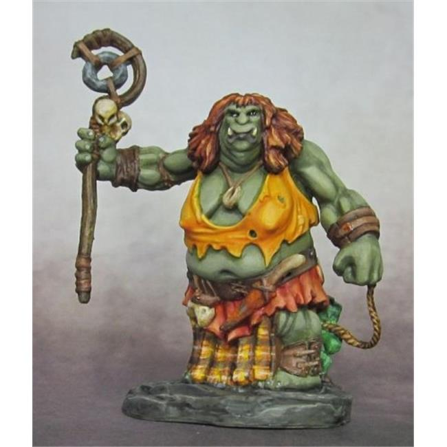 Reaper Miniatures REM77568 Bones - Ogre Matriarch W3 Miniatures - image 1 de 1