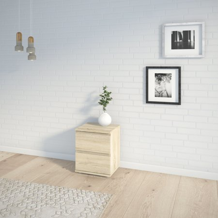 Tvilum Aurora 2 Drawer Nightstand ()