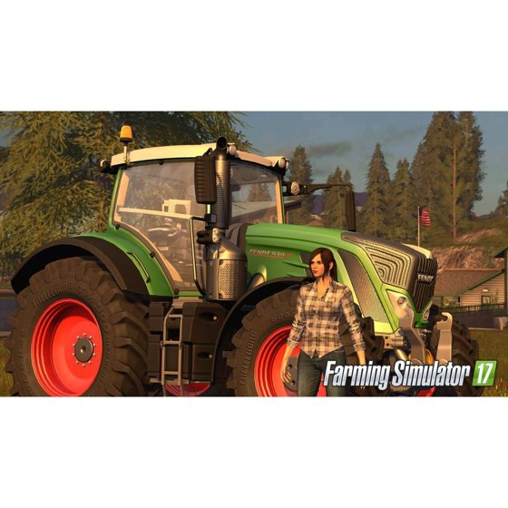 Farming Simulator 17 (PC) - Walmart com