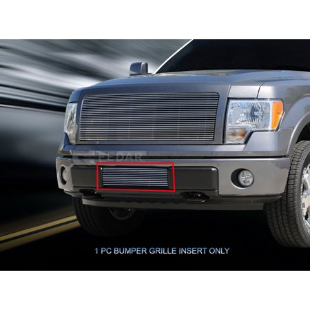 Fedar Lower Bumper Billet Grille For 2009-2014 Ford F-150 ()