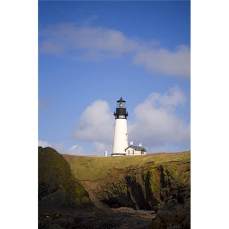 Lighthouse Oregon United States of America Poster Print by Craig Tuttle, 22 x 34 - Large - image 1 of 1