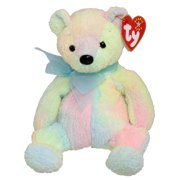 TY Beanie Baby - MELLOW the Ty-Dyed Bear (7.5 inch)