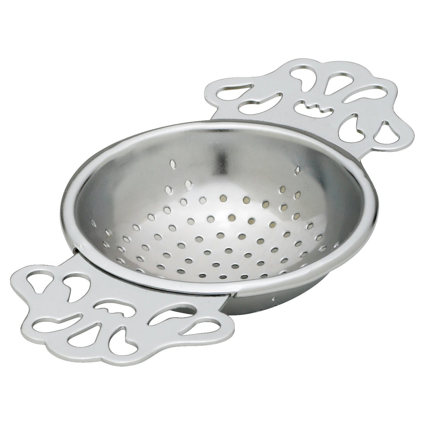 English Tea Strainer, Chrome (1, A)