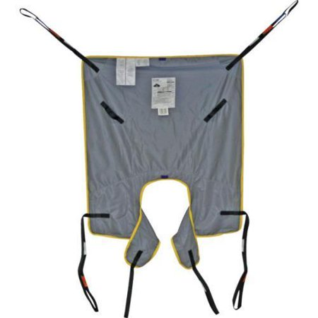 Hoyer Professional Quick Fit Deluxe Poly Sling Padded Sling Medium