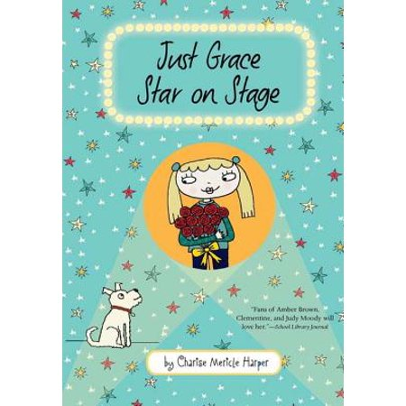 Just Grace, Star on Stage - eBook