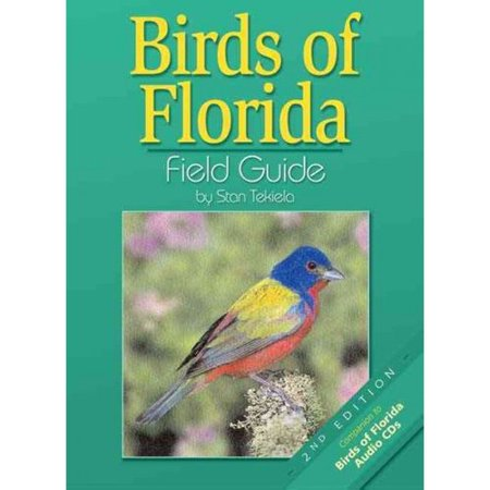 Image of Birds of Florida Field Guide - (Bird Identification Guides) 2by Stan Tekiela (Paperback)