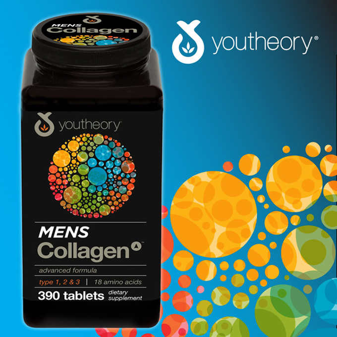 Collagen 390 tablets