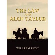 The Law and Alan Taylor - eBook