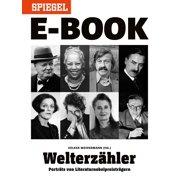 Welterzähler - Literaturnobelpreisträger im Porträt - eBook